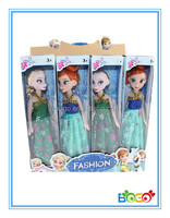 2015 New Product Plastic Lovely Beautiful Fashion Barbie Doll for Girls No. 9242