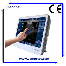 22 inch color Screen Portable Ultrasound Price with B, BB, M, CD, PWD, CWD, DirPwr, Pwr Imaging Mode