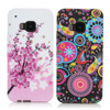 Dust proof soft gel tpu phone case cover for Htc one m9