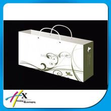 alibaba China Customized Printed Luxury Promotional Paper Shopping Bag