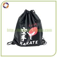 Cheap eco friendly drawstring gift tote bag