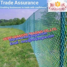 sport and playground used chain link fence panels