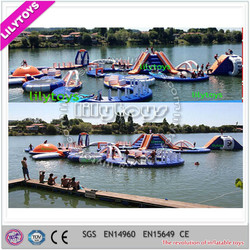 Exciting good quality inflatable , aqua park for sale ,inflatable water games