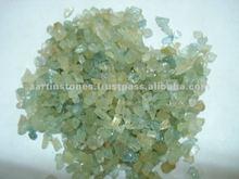 Aquamarine stone rough