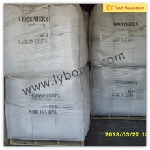 China supplier export high performance fly ash/floating beads