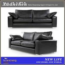 Modern Furniture, Sofa Set, Leather Sofa AL369