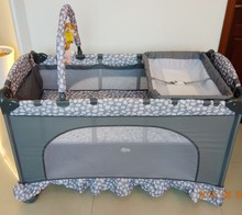 many color for choosing baby play yard bed