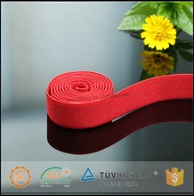 Durable woven elastic band for lingerie