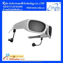 1280*720p mp3 bluetooth hd dvr mini sunglasses camera