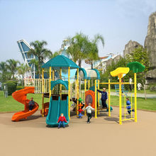 Special/best sell/natural outdoor playground equipment