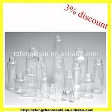 botella de plástico soplado molde con un buen rendimiento