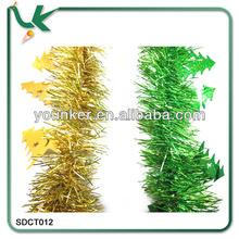 Wholesale Christmas Tinsel Decoration Christmas Garland