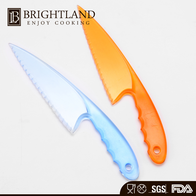 Non Metal Items Top Quality Wholesale Frozen Cheese Cake Non Metal Knife