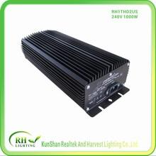 SuperLumens,1000W,600W,400W Electronic Ballast For MH/HPS Lamp