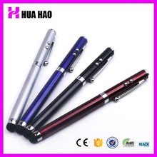 best wedding favor laser pointer with led and touch pen