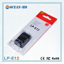 LP-E12 AAA dc 7.2v atl li-polymer battery cells for Canon EOS 100D