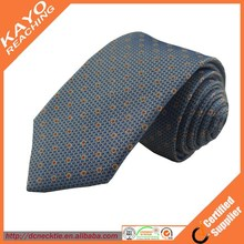 fashion trade ties for man 100% silk fabric