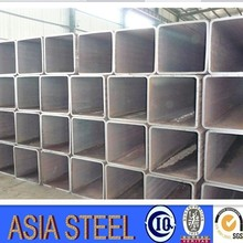 Zinc Coated Galvanized Square Pipe/Tube for Fluid