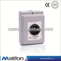 CE certificate small toggle switch