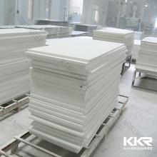 KKR joint invisible glacier white acrylic solid surface
