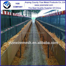 galvanized mink cages factory direct