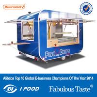 2015 hot sales best quality mobile restaurant hot dog cart breakfast hot dog cart mobile kitchen hot dog cart