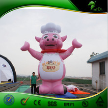 Professional Manufacturer Inflatable Pig For Advertising/High Quality Inflatable Cartoon