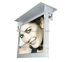 15 inch lcd touch screen kiosk advertising display for shooping mall,supermarket