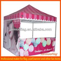 customized outdoor pop up fishing tent