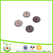 Coconut related products two holes buttons