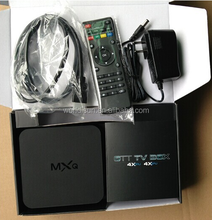 New MXQ HD Network TV Player Android 4.4 STB 4 nuclear S805 Smart TV Box