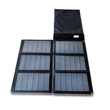 Hanergy 48w portable solar power charge