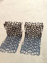 Aluminium customized cutting artistic panle window screem devorative patterm panel