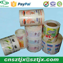 newly design adhesive sticker label