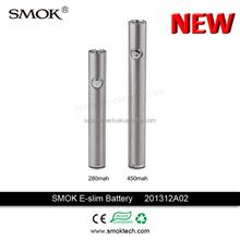 SMOK brand wholesale 510 battery mini design for mini 510 atomizers