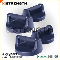plastic perfect push up bar exercise equipment