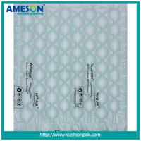 2015 Ergonomic Style Quality air cushion film wrapping film