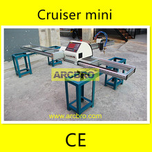 Steel cnc cutter table