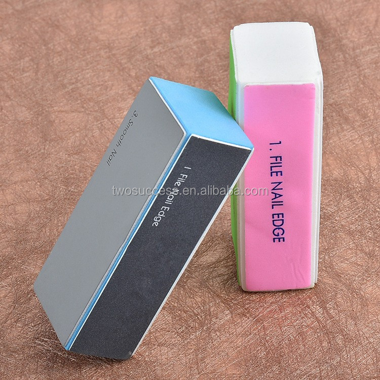 Colorful Nail Block