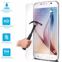 Full Cover 3D Curved 9H Tempered Glass for Samsung Galaxy S6 Screen Protector