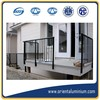 handrails for staircase, aluminum exterior stair railing