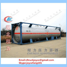 40 Ft Iso Container Oil Tank,Container Fuel Tank,Container Oil Tanker Container