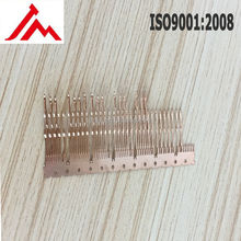 China factory custom pin connector terminal,male heavy connectors terminals,stable quality 2mm connector terminal