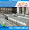 supply high quality magnesium oxide board/mgo board/magnesium board