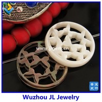Hot Sale Fashion Raw Natural Mother Of Pearl Shells Beads