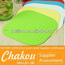 Food grade colorful decorative car mats, silicone baking mat, silicone mat for christmas