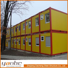 Best Price casas prefabricadas Modular Flat Pack Shipping Container for Sale