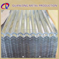 AZ275 Galvalume Steel Sheet Metal Roofing Used With High Quality