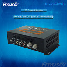 most popular commodity AV in ISDB-T RF Modulator (Tuner,CVBS in; RF out) for cable tv hch