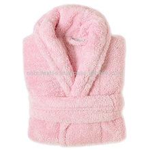Pink Bathrobe 100% Cotton wholesale